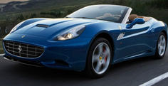 По-мощно Ferrari California