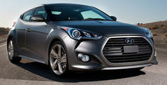 Hyundai представя ексклузивния Veloster Turbo