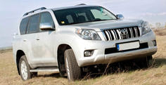 Тест драйв: Toyota Land Cruiser 150 - покорителят