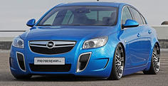 MR Car Design преработи Opel Insignia OPC