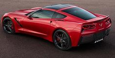 Ето го новия Chevrolet Corvette Stingray